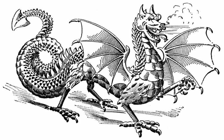 Dragon Clipart Free To Use