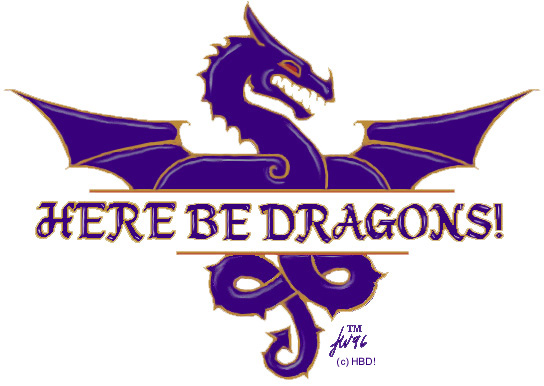 Draconian Dragon Logo Do Dot Copy